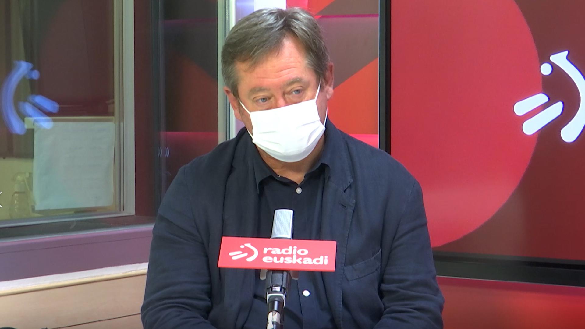 Entrevista a Bingen Zupiria en Radio Euskadi [35:33]