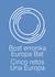 Conferencia sobre el Futuro de Europa  2021-2022 . Cinco retos: una Europa