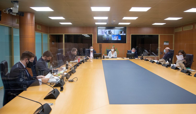 Comisión de Economía, Hacienda y Presupuestos (21/06/2021) [106:21]