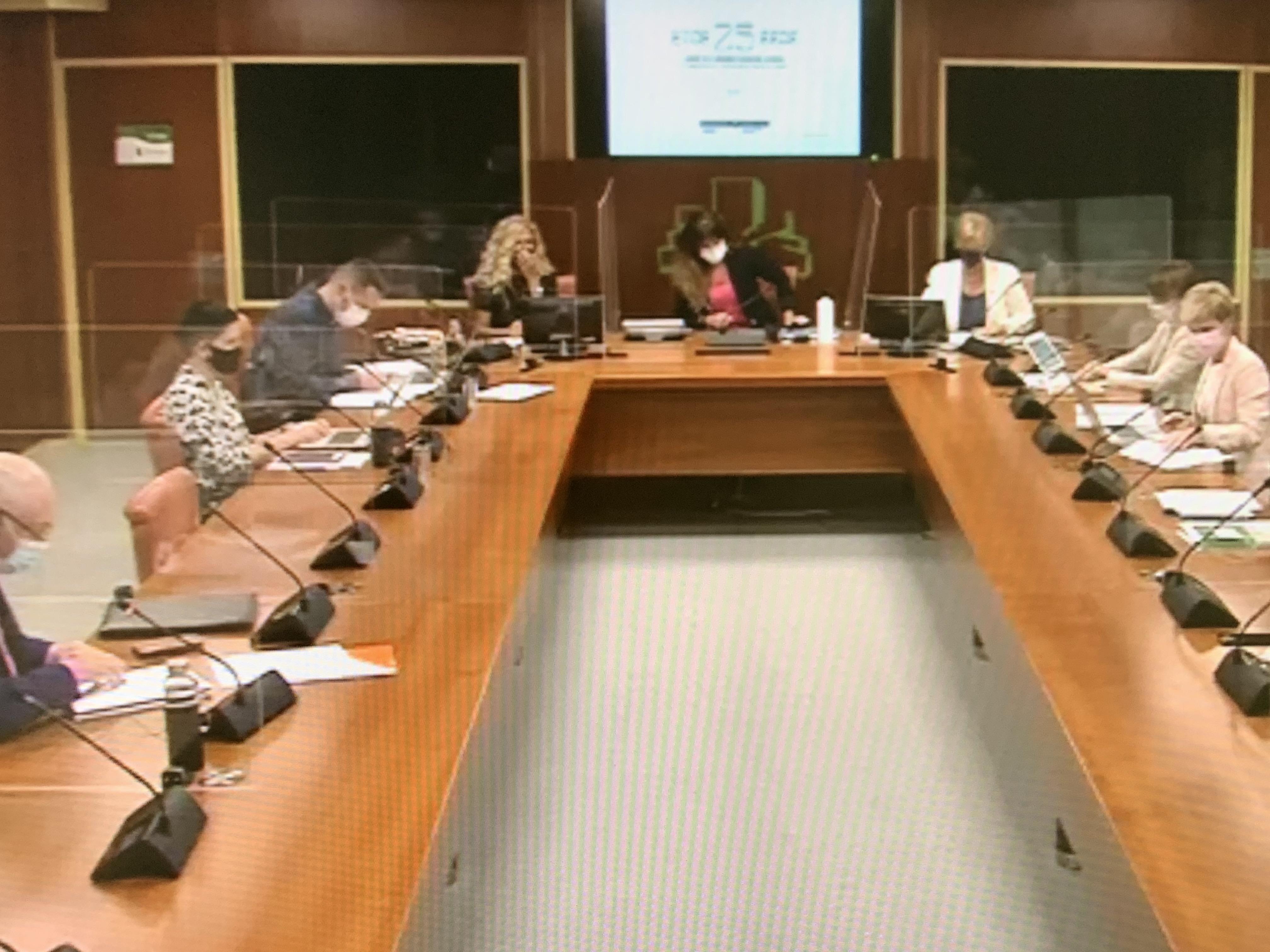 El Gobierno Vasco presenta al Parlamento la apuesta de 1.400 millones de euros para la transformación digital de Euskadi [93:53]