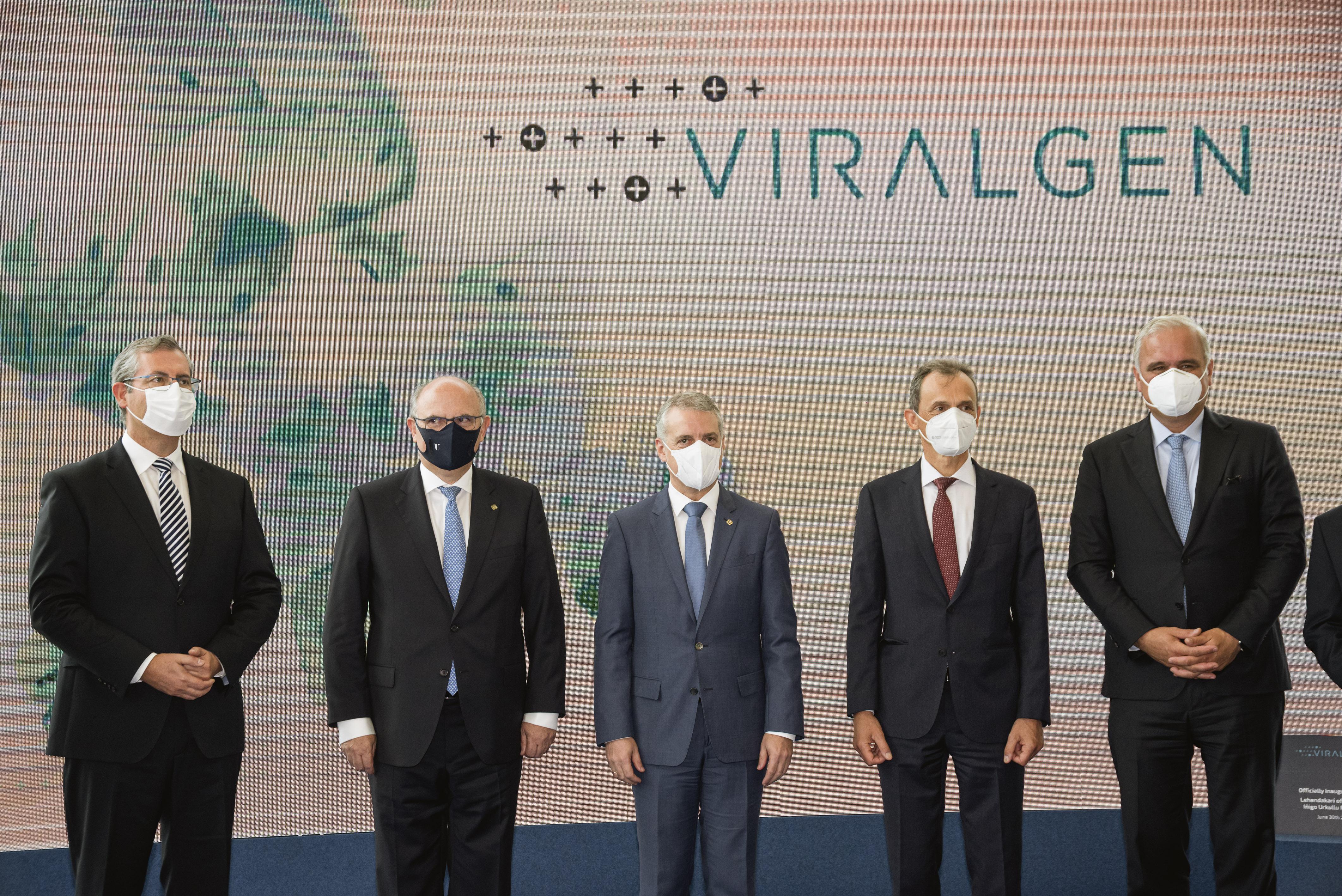 Lehendakariak ziurtatu du Euskadik potentziala duela bioteknologiarako berrikuntza-zentro bihurtzeko munduan [7:37]