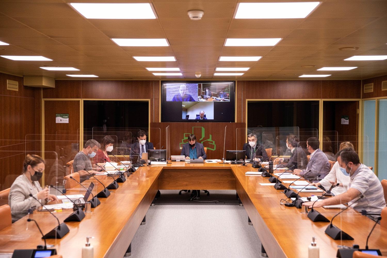 Comisión de Sostenibilidad, Medio Ambiente y Medio Natural (30/06/2021) [87:32]