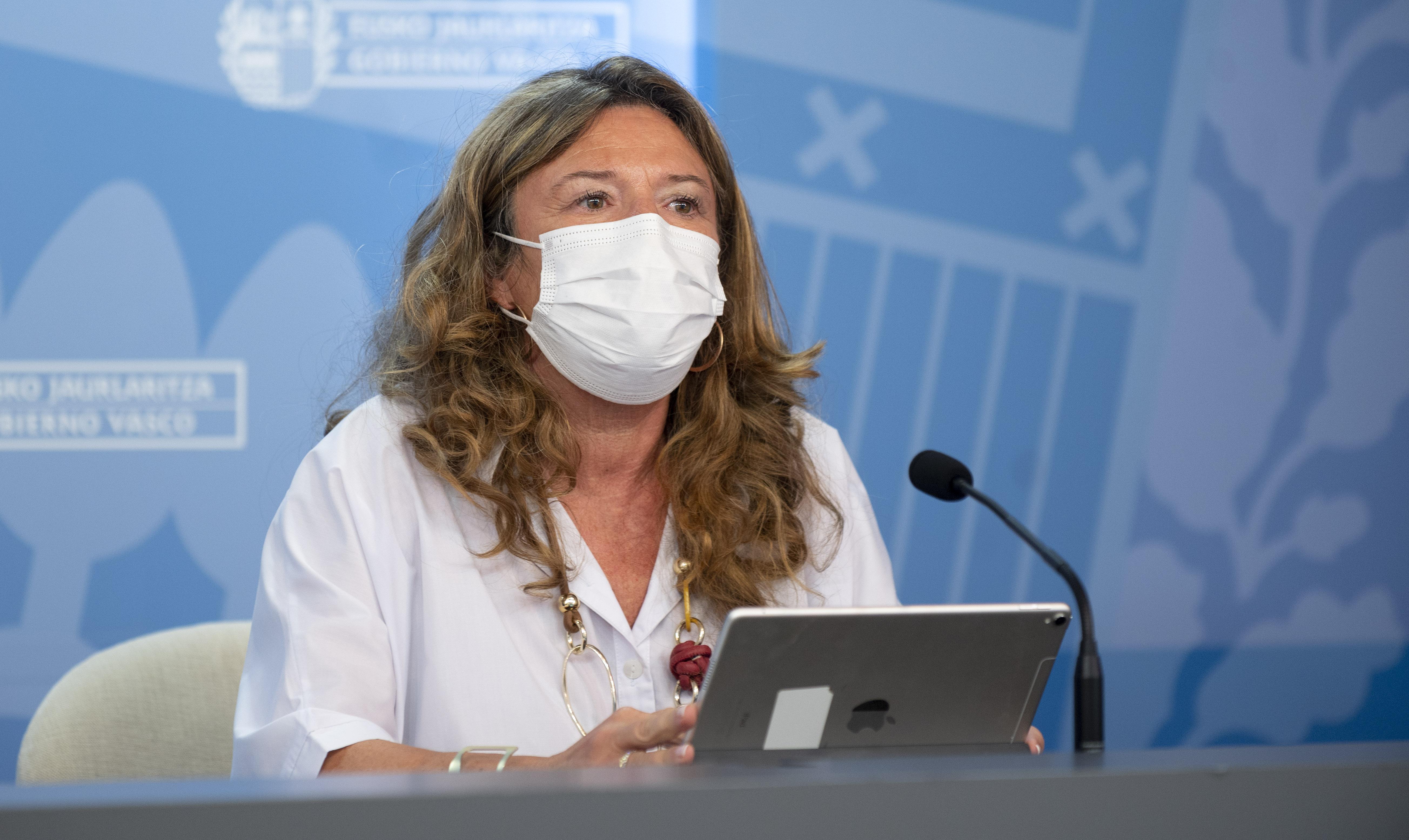 Osakidetza abrirá el viernes la posibilidad de coger cita para vacunarse a través de su página web a personas de entre 29 y 16 años [24:54]