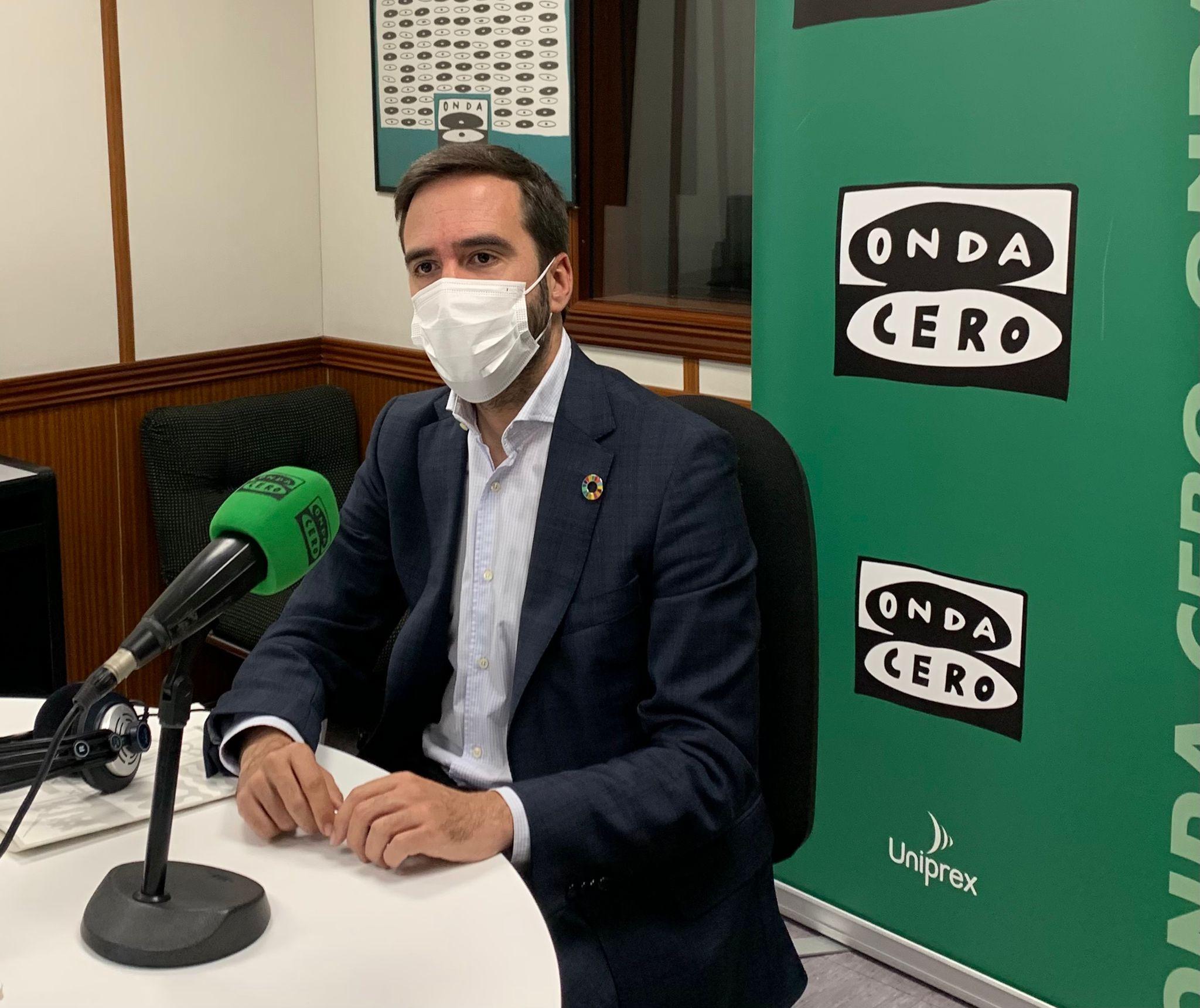 El Consejero Javier Hurtado ha explicado que los Fondos Next Generation reforzarán la apuesta por la sostenibilidad turística [23:28]