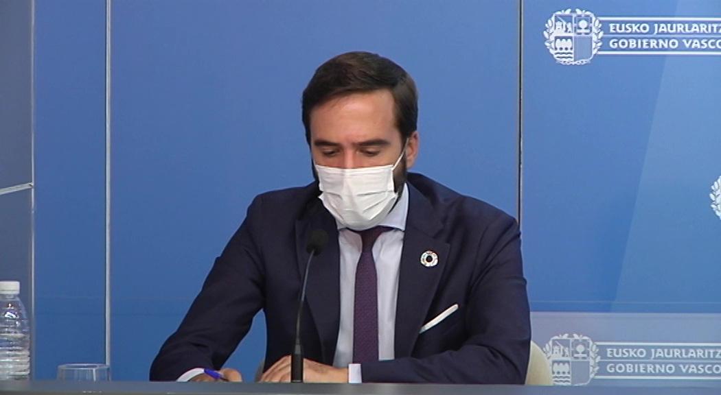 12 millones para paliar los efectos de la pandemia en los establecimientos de ocio nocturno (Consejo de Gobierno 7-9-2021) [0:44]