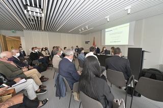 El sector de la I+D+i en salud de Euskadi crea un grupo de pilotaje para la especialización inteligente RIS3