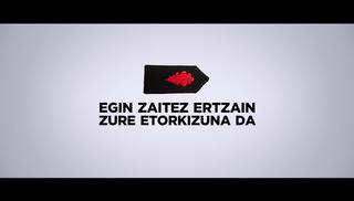 Ertzaintza convocatoria 2018 eu