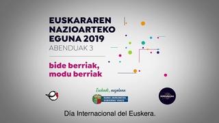 Euskararen nazioarteko eguna 2019 es